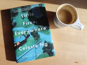 Little Fires Everywhere, Celeste Ng, Penguin Press, 2017.